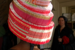 13) Martine Horstman, Paperfashion at Galerie Wies Willemsen, 2010